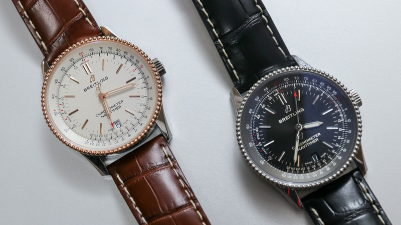 Breitling Navitimer 1 Automatic 38 Watch Hands-On