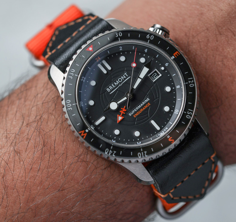 Bremont Endurance Limited Edition Watch Hands-On