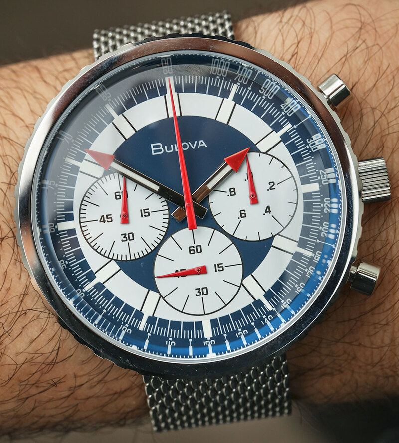 Bulova Special Edition Chronograph C 'Stars & Stripes' Watch Hands-On