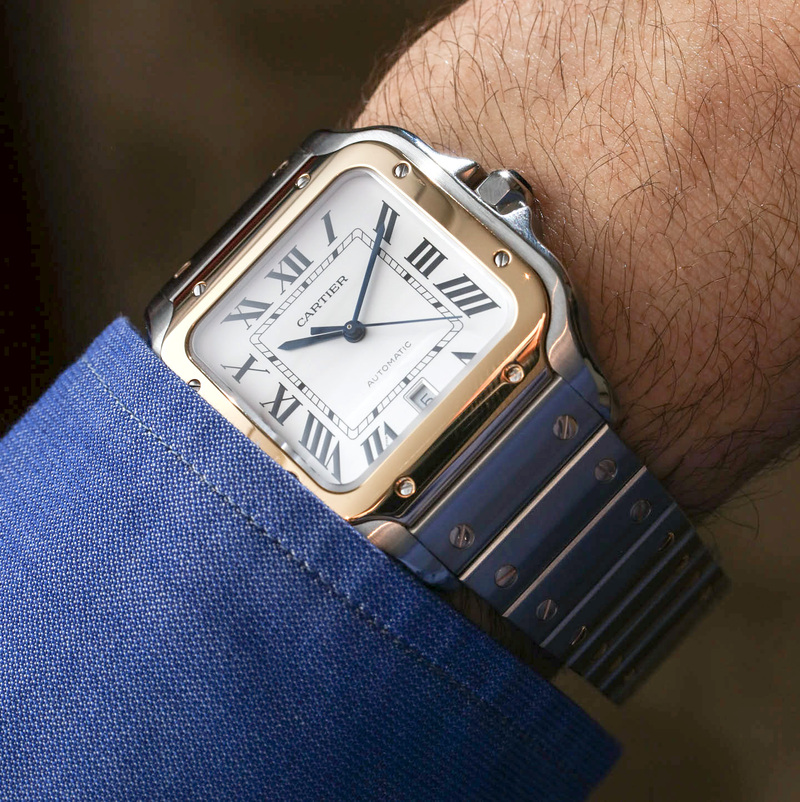 Cartier Santos Watches For 2018 Will Be A Hit With Buyers