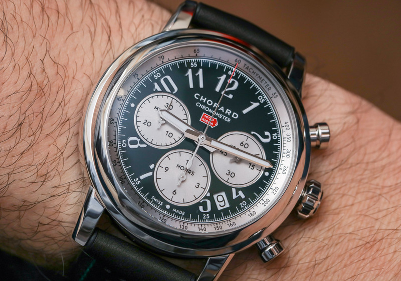 Chopard Mille Miglia 'Racing Colors' Limited Edition Watches Hands-On
