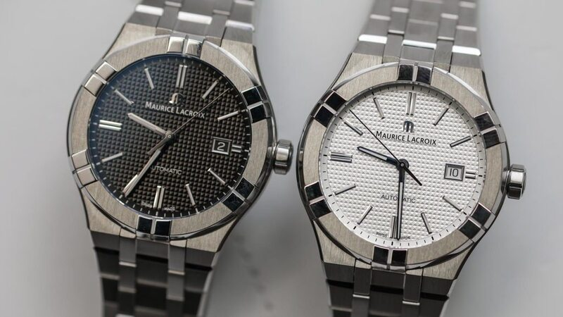 Hands-On With The Impressively Redone Maurice Lacroix Aikon Automatic Watch