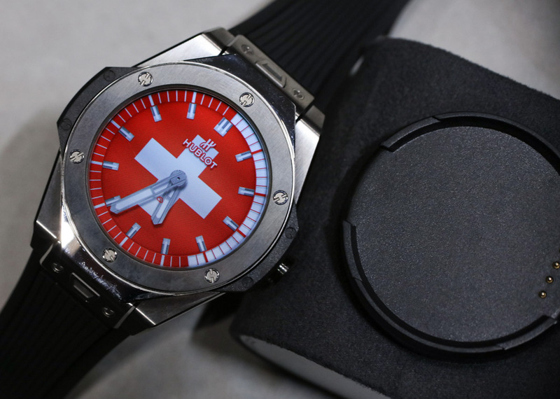 Hublot Big Bang Referee Smartwatch From The 2018 FIFA World Cup Russia Hands-On