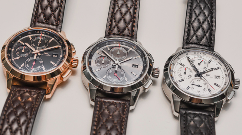 IWC Ingenieur Chronograph Special Edition Watches Hands-On