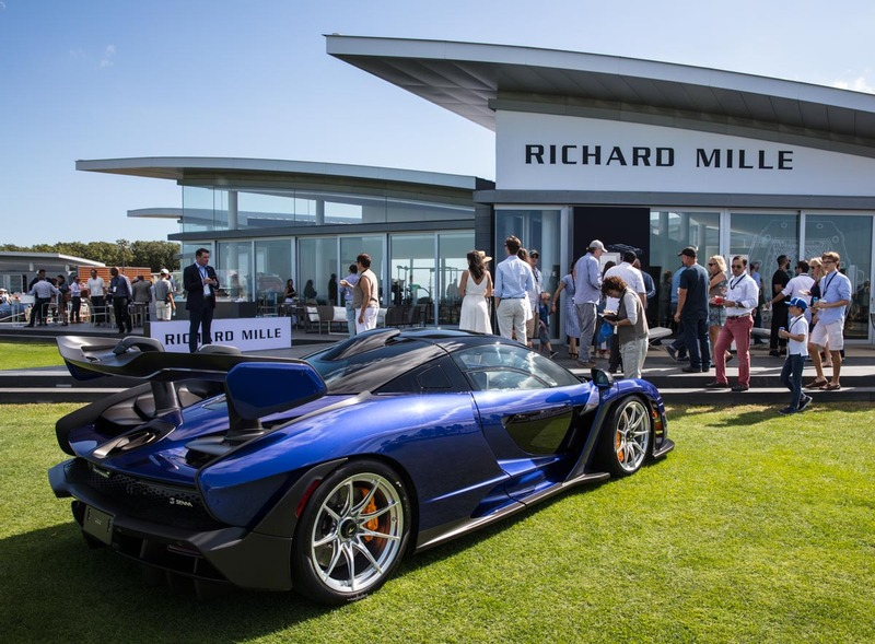 Introducing The New Richard Mille RM 12-01 Tourbillon Watch In The Hamptons At 'The Bridge'