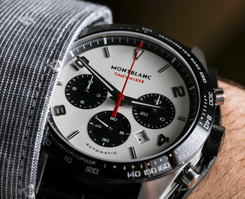 Montblanc Timewalker Manufacture Chronograph Watch Hands-On