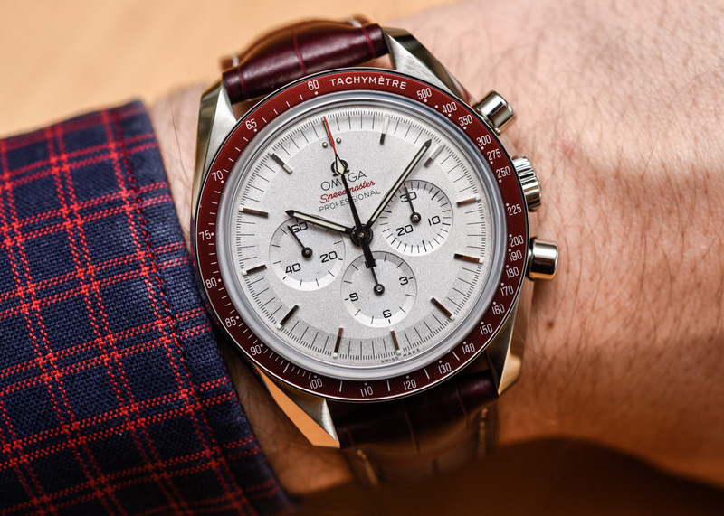 Omega Speedmaster Moonwatch Professional 'Tokyo 2020' Limited Edition Watches Hands-On