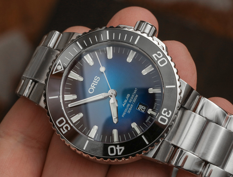 Oris Aquis Clipperton Limited Edition Watch Hands-On
