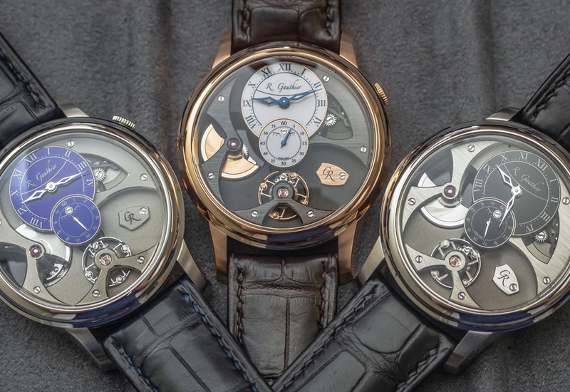 Romain Gauthier Insight Micro-Rotor Watch Hands-On