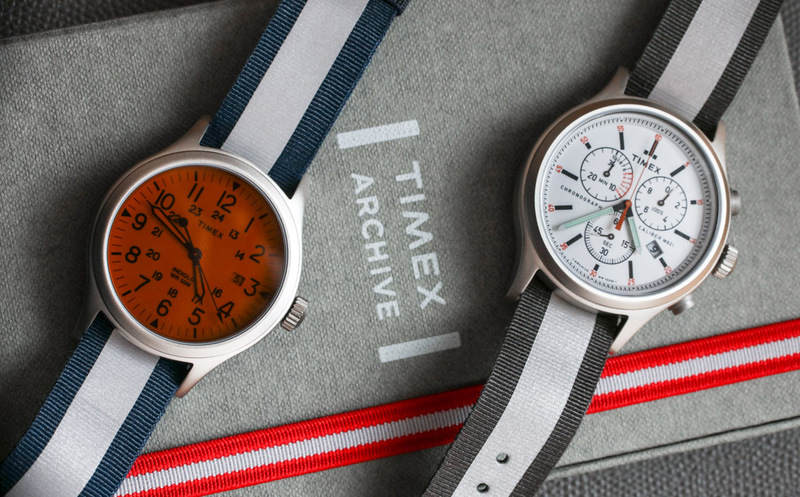 Timex Archive Collection Metropolis Allied & Allied Chrono Watches Hands-On