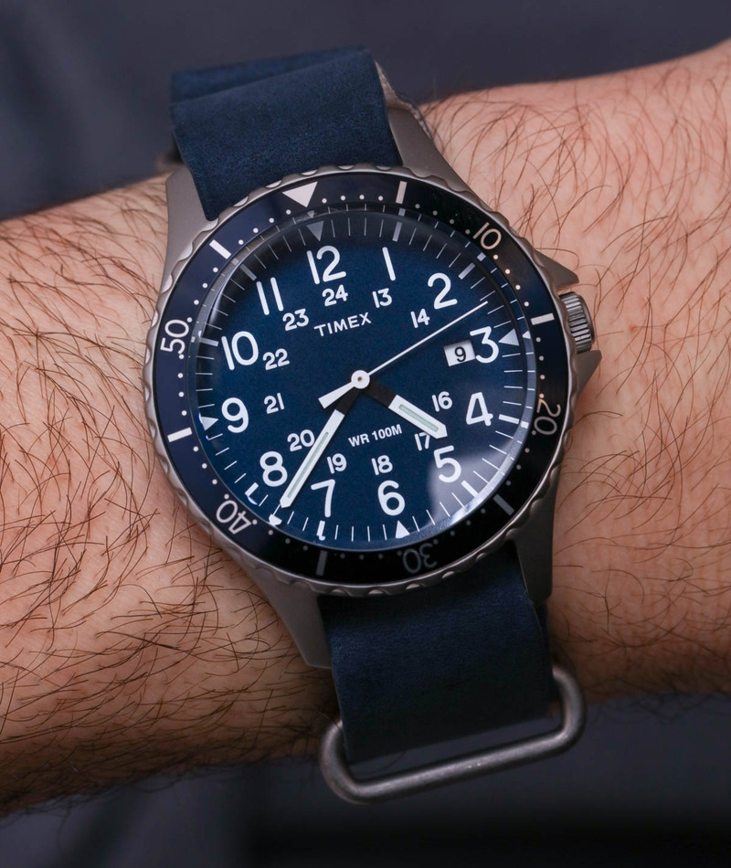 Timex Archive Collection Navi Ocean Hands-On