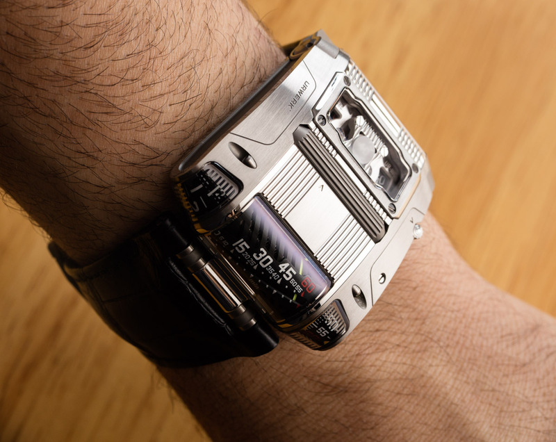 Urwerk UR-111C Watch Hands-On