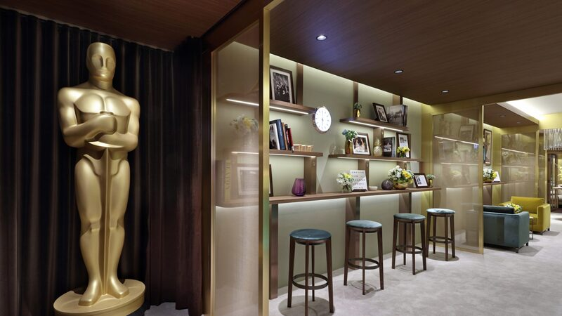 A Sneak Peek Inside The Rolex Greenroom At The 89th Academy Awards