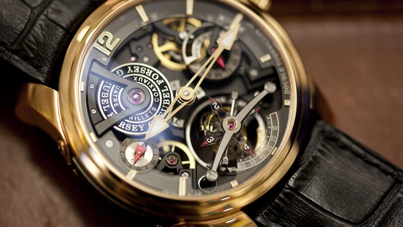 A Technical Discussion With Stephen Forsey Of Greubel Forsey