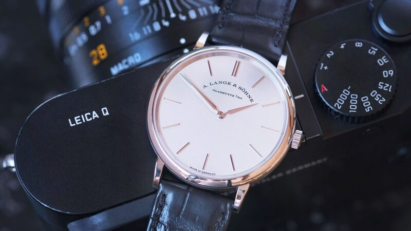 A Week On The Wrist: The A. Lange & Söhne Saxonia Thin 37mm