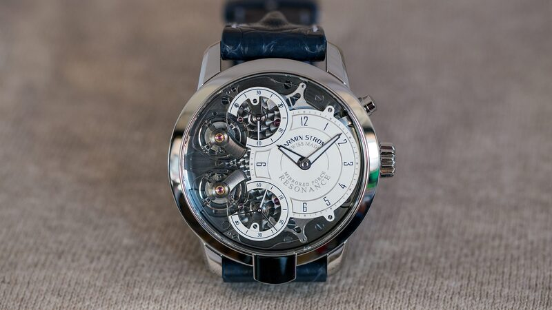 A Week On The Wrist: The Armin Strom Mirrored Force Resonance 'Water'