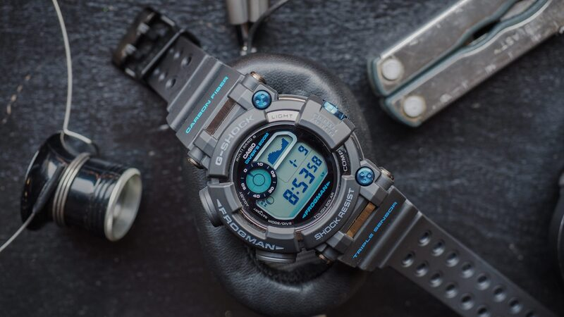 A Week On The Wrist: The Casio 'Master Of G' G-Shock Frogman GWF-D1000B