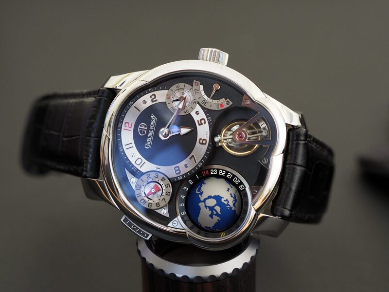 A Week On The Wrist: The Greubel Forsey GMT
