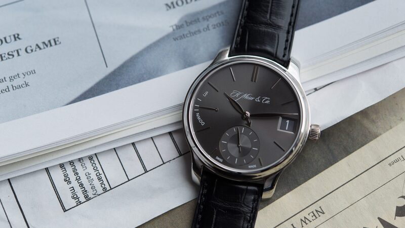 A Week On The Wrist: The H. Moser Endeavour Perpetual Calendar