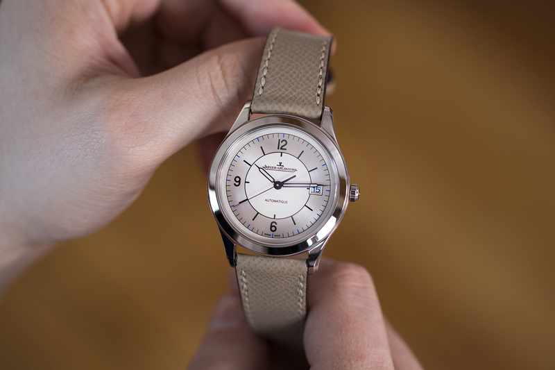 A Week On The Wrist: The Jaeger-LeCoultre Master Control Date With Sector Dial