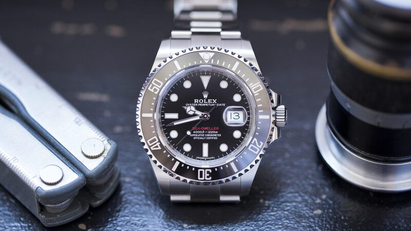 A Week On The Wrist: The Rolex Sea-Dweller Reference 126600