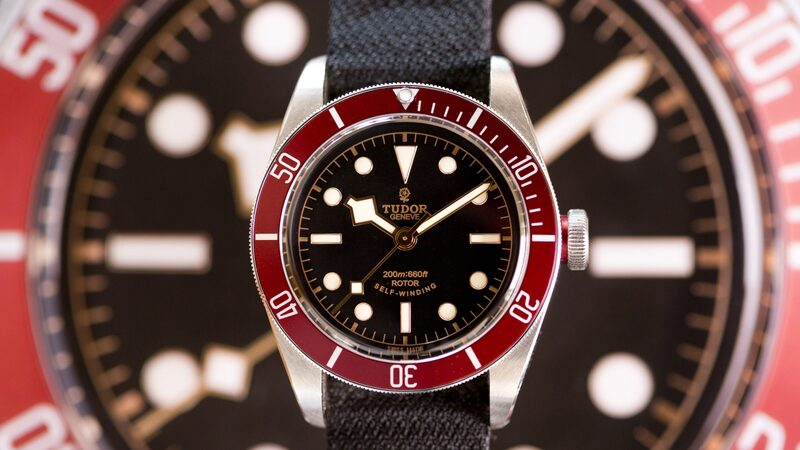 A Week On The Wrist: The Tudor Heritage Black Bay Reference 7922R
