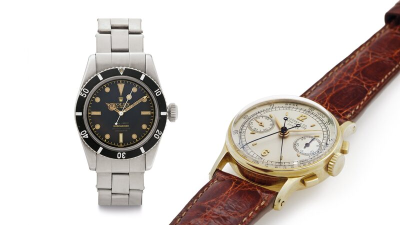 Auction Recap: The Christie's Watches Sale In New York