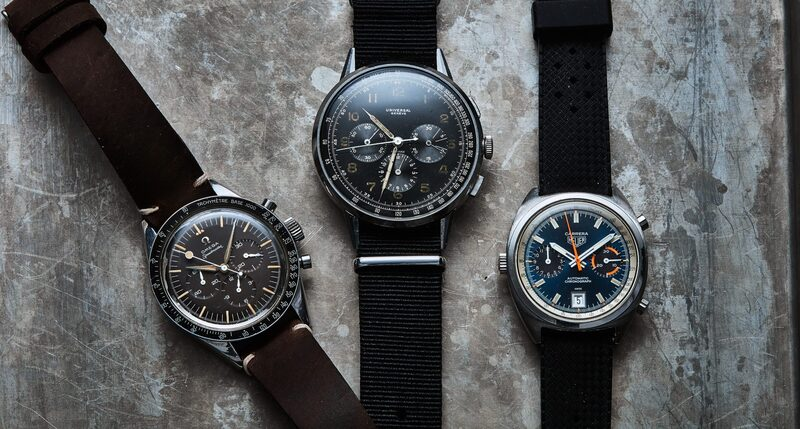 Auctions: A Selection Of Interesting Chronographs Up For Grabs At Kaplans In Stockholm