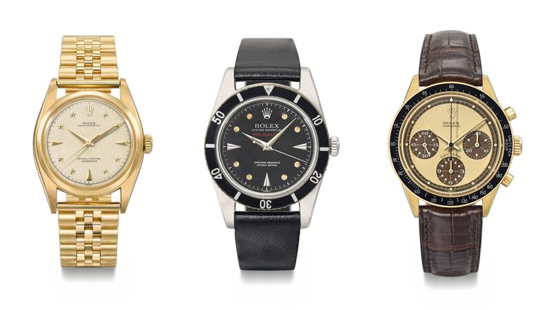 Auctions: Christie's Announces A Rolex-Themed Sale To Be Held On May 15 In Geneva