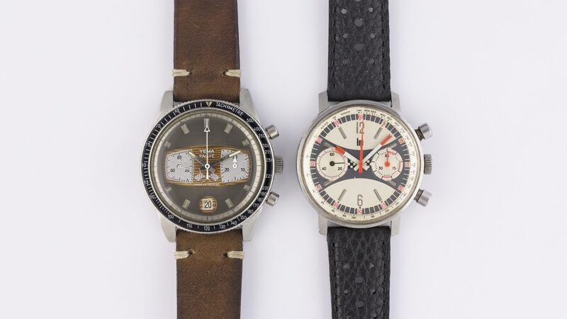 Auctions: Five Funky Chronographs From The 1970s At Watches Of Knightsbridge