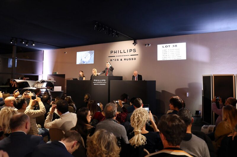 Auctions: Record-Breaking Patek Philippe 1518 Steals The Show, But Results Show A Mixed Bag At Phillips' Geneva Watch Auction: Four
