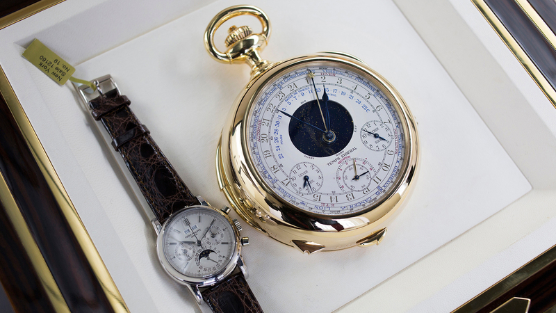 Auctions: Sotheby's To Offer A Patek Philippe Caliber 89 In May Important Watches Sale