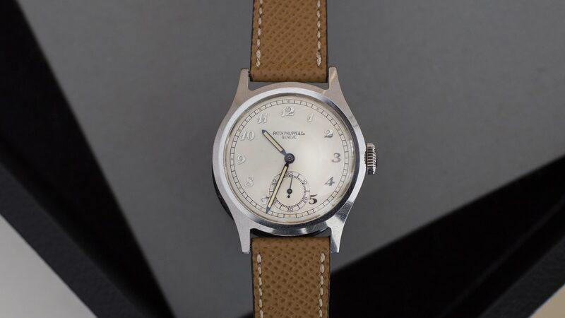Auctions: The Patek Philippe Ref. 565 With Breguet Dial For Sale At Phillips
