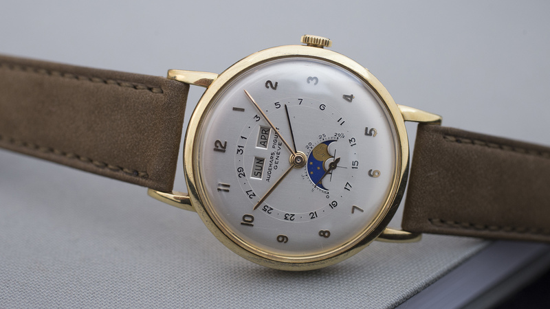 Auctions: Three Audemars Piguet Watches That Stole The Show In Geneva