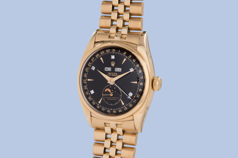 Breaking News: Phillips Will Auction What Could Be The Most Expensive Rolex Ever Sold, The 'Bao Dai' Rolex Reference 6062