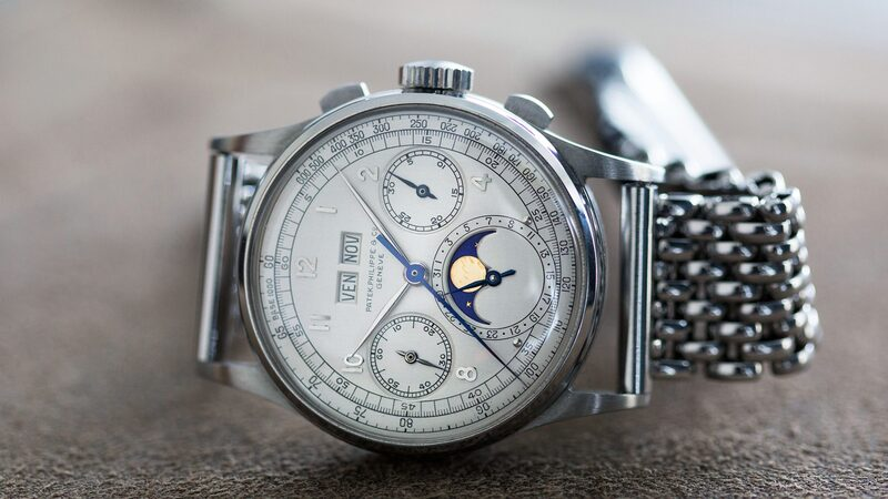 Breaking News: Stainless Steel Patek Philippe Ref. 1518 Sells For Over $11,000,000 At Phillips Geneva (And Sets A New World Record For ANY Wristwatch)