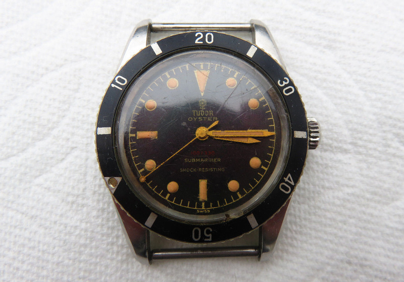 Breaking News: Tudor Ref. 7923 Submariner Sells For $99,999 On Ebay, Making It The Most Expensive Vintage Tudor Ever Sold Publicly