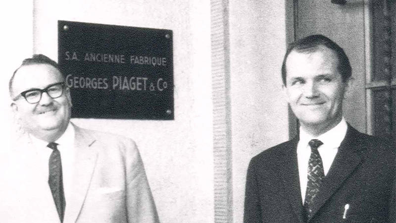 Breaking News: Valentin Piaget, The Creator Of The Calibers 9P And 12P, Has Died At Age 95
