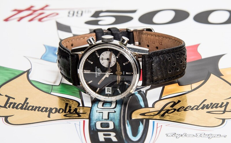 Bring a Loupe: A Rare Heuer Carrera 'Dato 45' Ref. 3147N, An Early Breguet Type XX In Yellow Gold, A Crazy Mido Robot, And More