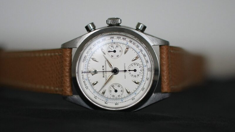Bring a Loupe: A Rolex 'Pre-Daytona' Reference 6234, A Double-Signed Excelsior Park Decimal, An Early Eterna KonTiki, And More