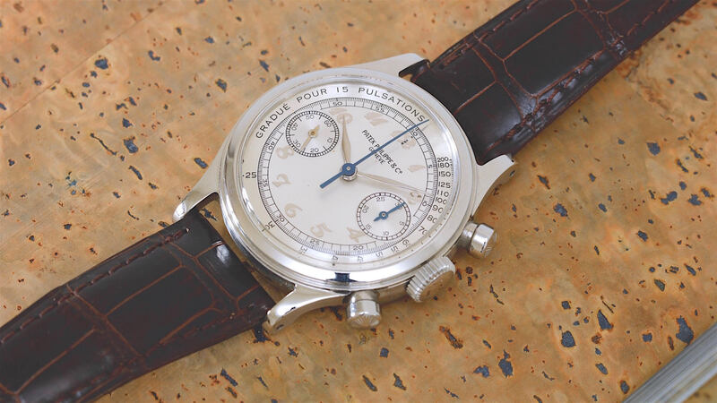 Bring a Loupe: A Stainless Steel Patek Philippe Ref. 1463, A Full Set Zodiac Sea Wolf, An Incorrect Rolex Veriflat Ref. 6512, And More