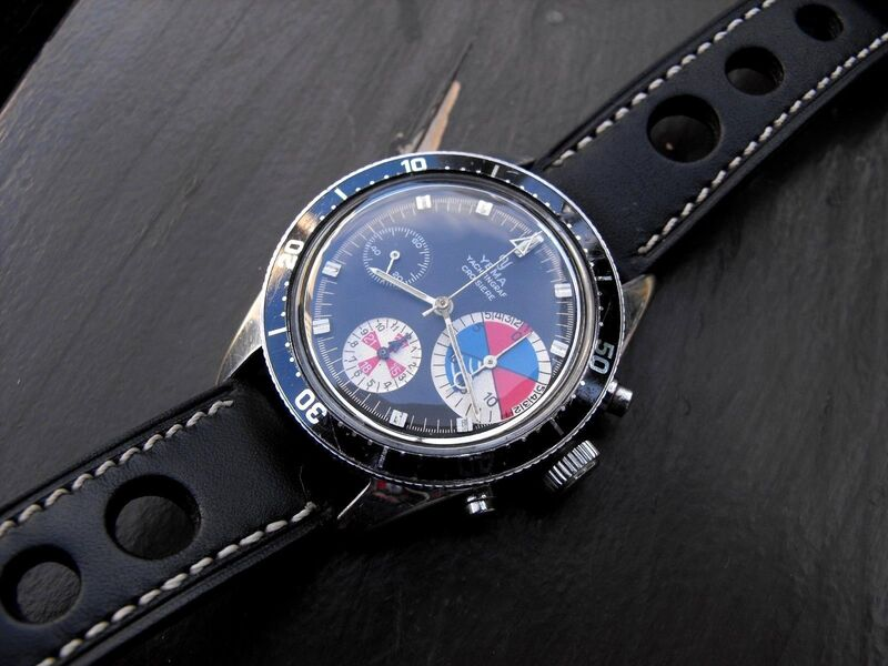 Bring a Loupe: A Universal Genève 'Nina Rindt' And A Selection Of Other Chronographs Available On Ebay