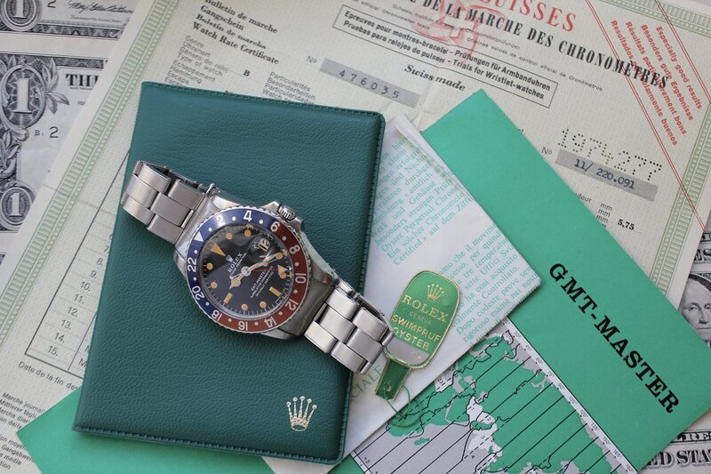 Bring a Loupe: An Elegant Mido Multi-Centerchrono, A Military-Issued Heuer Autavia 73463, An Overlooked Cartier Tank Arrondie, A Full-Set Rolex GMT, And More