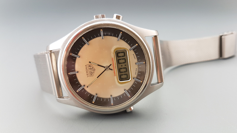 Bring a Loupe: An Extremely Rare Heuer Verona, A Zenith Extra For The Canadian Railroad, A Great Mathey-Tissot Chronograph, And More