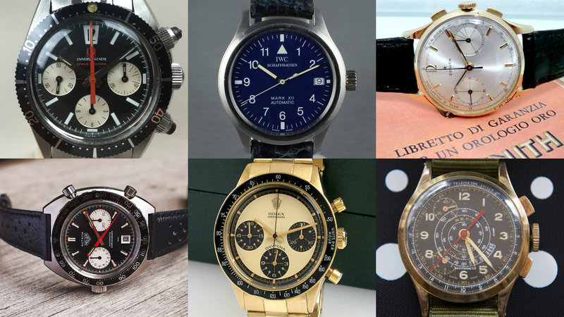 Bring a Loupe: Some Early Tudors With Full Kit, The Nicest Gold Daytona Anywhere, The First 3970 Ever, And Other Picks From Antiquorum's Hong Kong Sale