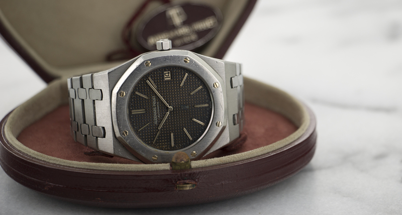 Bring a Loupe: Some Funky 1970s Vibes With An Audemars Piguet Royal Oak Reference 5402 'A-Series,' A Piaget Beta 21, A Zenith 'Big Lemon,' And More