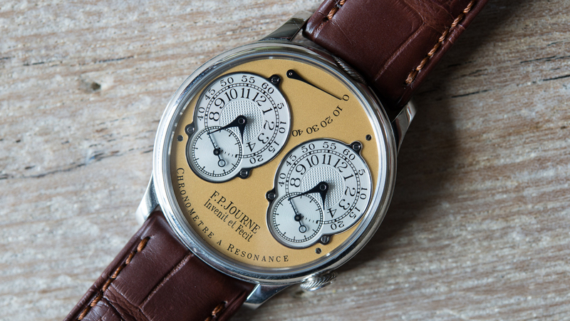 Bring a Loupe: Some Quick Thoughts On The Collectibilty of (Special) F.P. Journe Watches, As Demonstrated By Last Week's Auction Results
