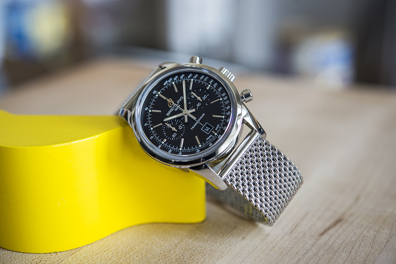 Business News: Breitling Possibly Next In Line To Lose Independent Status, According To Bloomberg