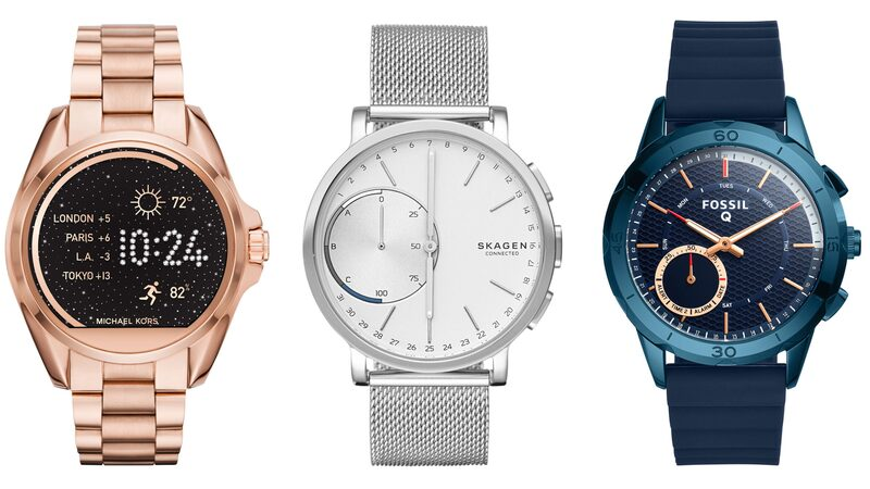 Business News: Fossil Group Is Doubling The Number Of Wearable Tech Products It Makes To Over 300 Different Watches And Trackers In 2017