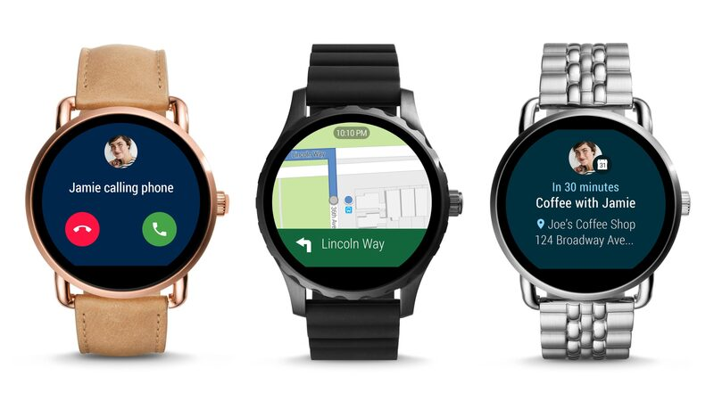 Business News: Fossil Is Rolling Out Android Wear 2.0 To All Of Its Touchscreen Smartwatches On March 15